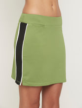SPORT STRIPE SKIRT