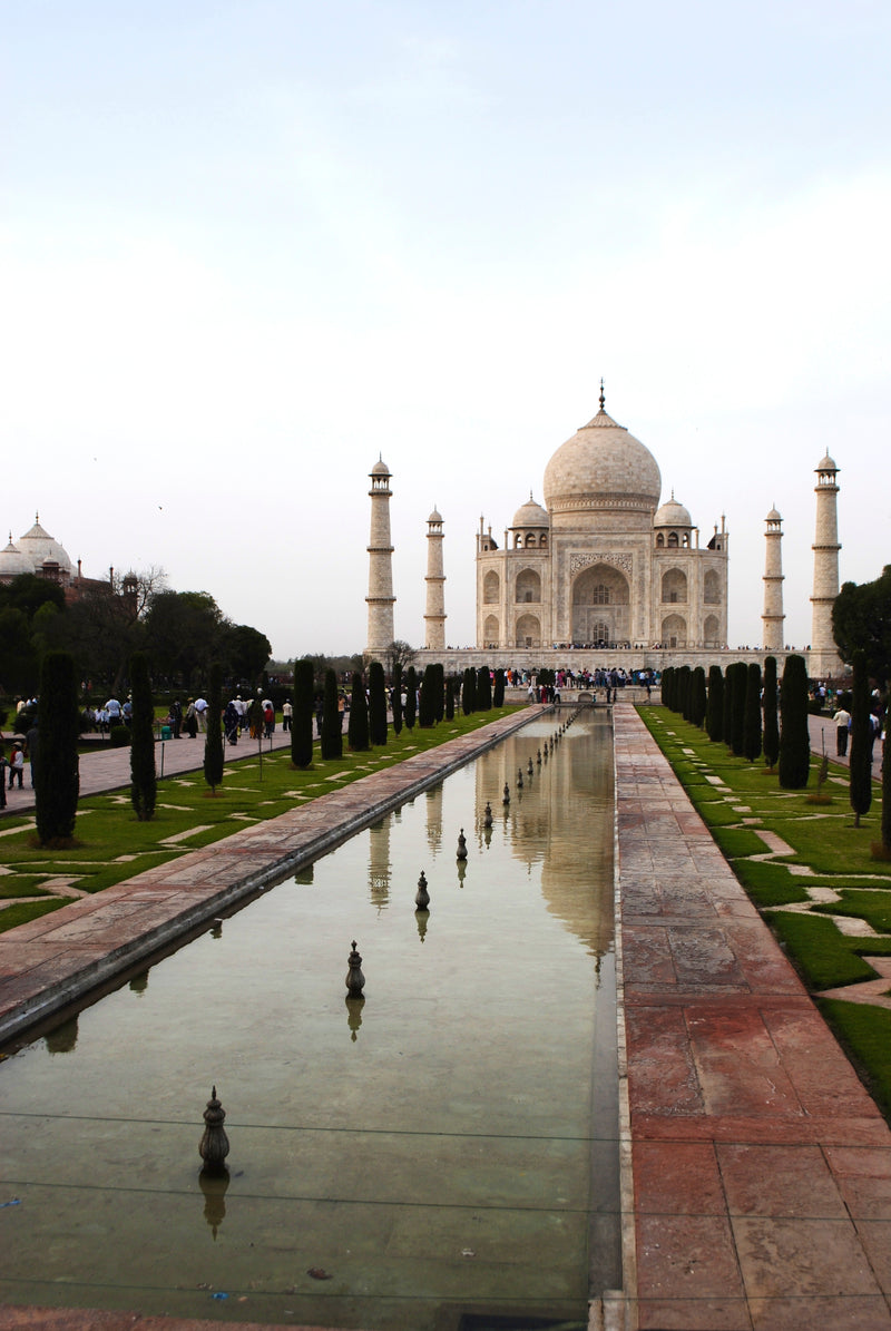 The Taj Mahal; a Monumental Love Story