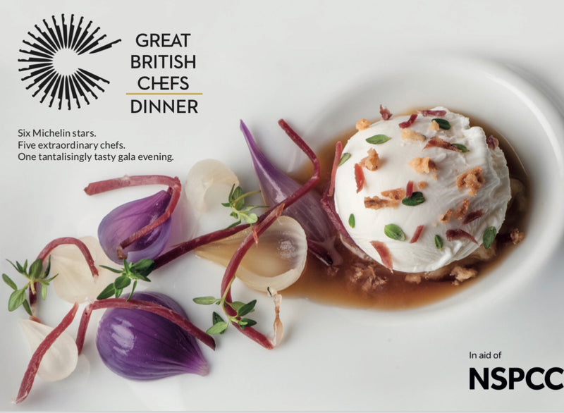 Mae Cassidy Attends the Annual Great British Chef's Dinner 2017, in Support of the NSPCC