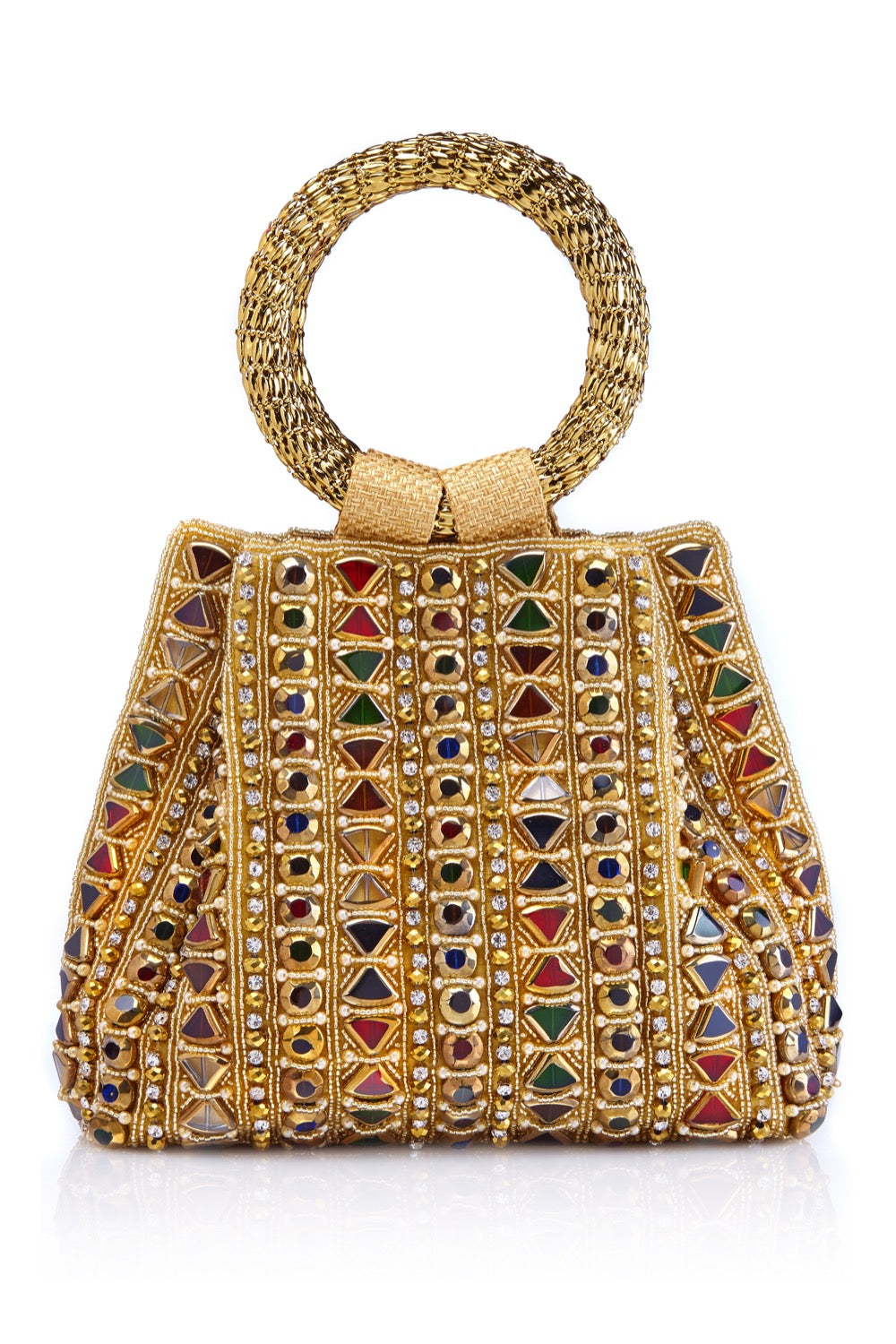 Frances Bean Cobain Mae Cassidy Rekha Reflect Renaissance pleasure Faire Los Angeles Nivarna Courtney Love Kurt Cobain Luxury Accessories Festival Fashion handbag embellished