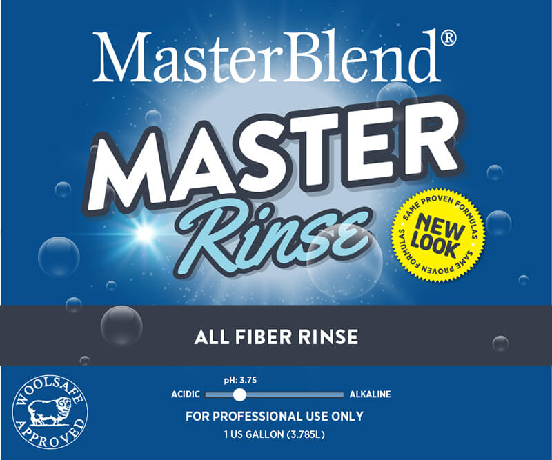 Master Rinse All Fibre Rinse - Aircraft Approved