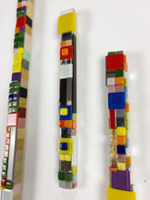 Load image into Gallery viewer, Mosaic Sticks, Wall Decoration by Lula Azorey