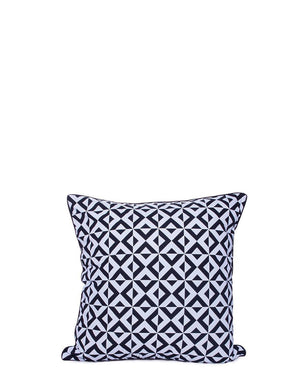 ARKA Living Atena cushion cover for pillow Black and White