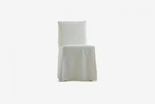 Load image into Gallery viewer, ARKA Living CHAIR Side chair Ghost 23 on White Linen, 2-week lead time