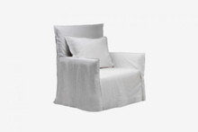 Load image into Gallery viewer, ARKA Living SOFA Airmchair Ghost 4 Sofa White Linen, 2-week lead time