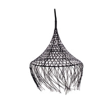 Load image into Gallery viewer, Menorca Rattan Woven Pendant Light | Simple and Natural Lamp with lIghting FIxtures