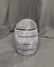 Load image into Gallery viewer, River Stone Egg Lantern , Modern Garden Candle Lighting #8 (COMING IN THE END OF AUGUST)