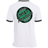 Ultra Fresh GREENER GRASS Ringer Tee