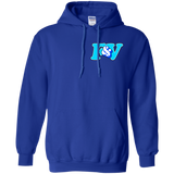 Ultra Fresh BLUE NIGHT Hoodie