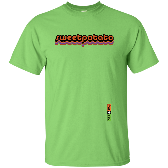 sweetpotato unisex t-shirt