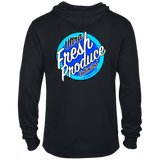 Ultra Fresh BLUE NIGHT Light Hoodie