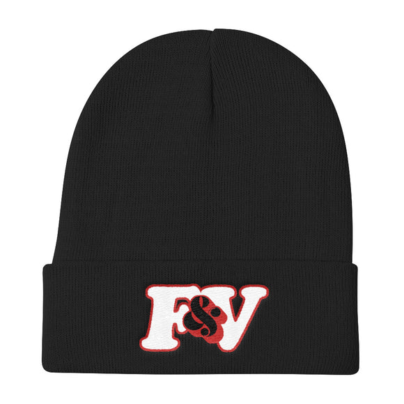 F&V RED TAPE Knit Cap (Toque)