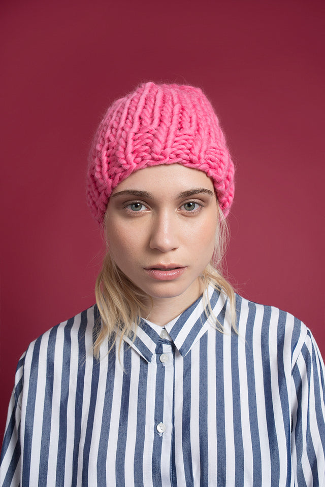 BUBBLEGUM BEANIE - This Is Mool