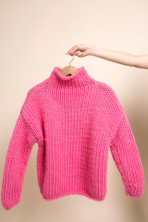 BUBBLEGUM SWEATER - This Is Mool