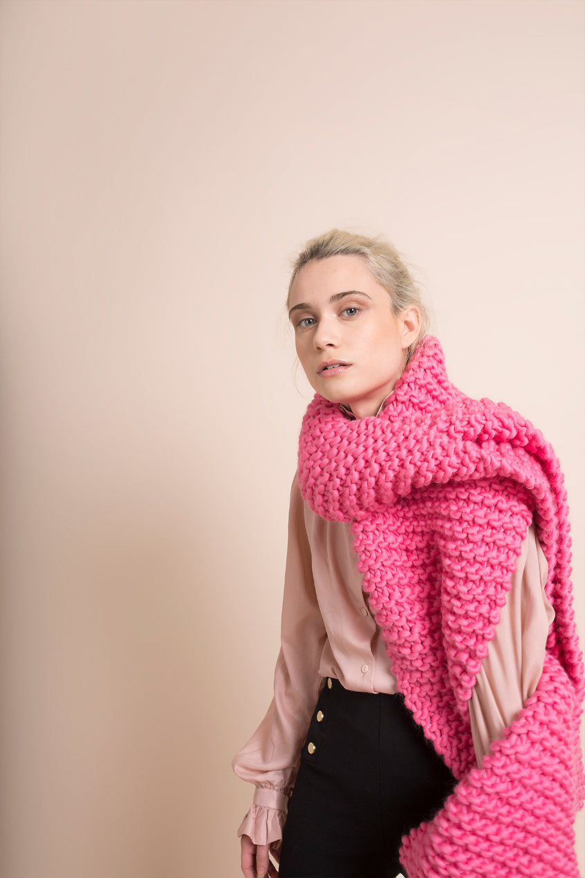 BUBBLEGUM SCARF - This Is Mool