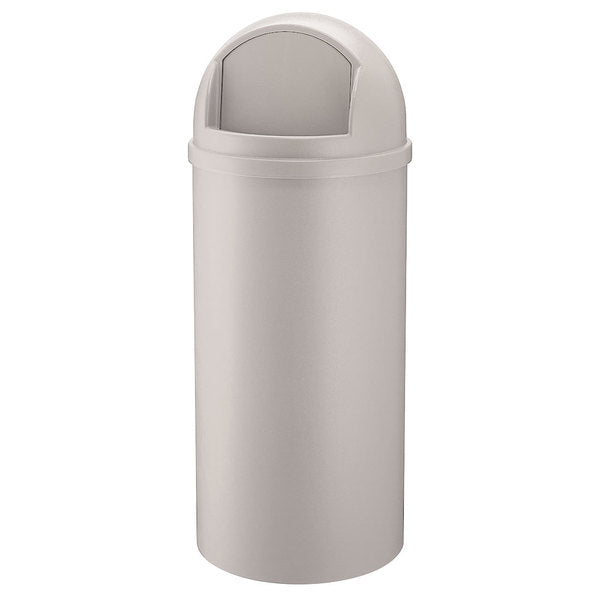 Marshal Classic Round Waste Receptacle 15 Gal.