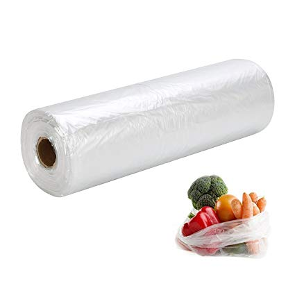 Plastic Bag Rolls for Fruits & Vegetables