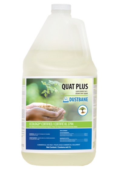 Quat Plus - Environmentally Friendly Disinfectant (4L)