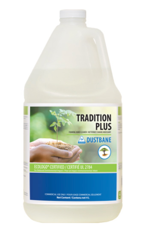 Tradition Plus Ecological Unscented Hand Soap (4L)