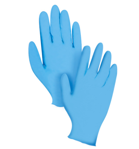 KeepKleen® Disposable Nitrile Gloves 8-Mil - 2X-Large (50/box)