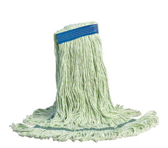 MicroPet™ Eco Series Wet Mop Microfibre Looped-End - Small (16oz)