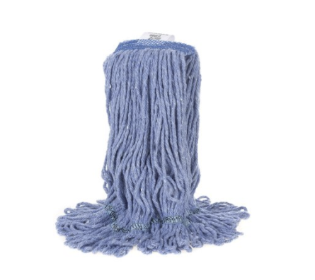 Tuffstuff™ Synthetic & Cotton Wet Mop Looped-End - Medium (20oz)