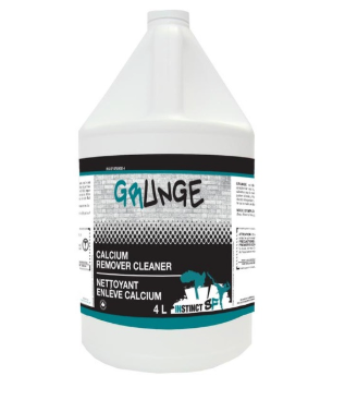 Calcium Remover & Cleaner (4L)
