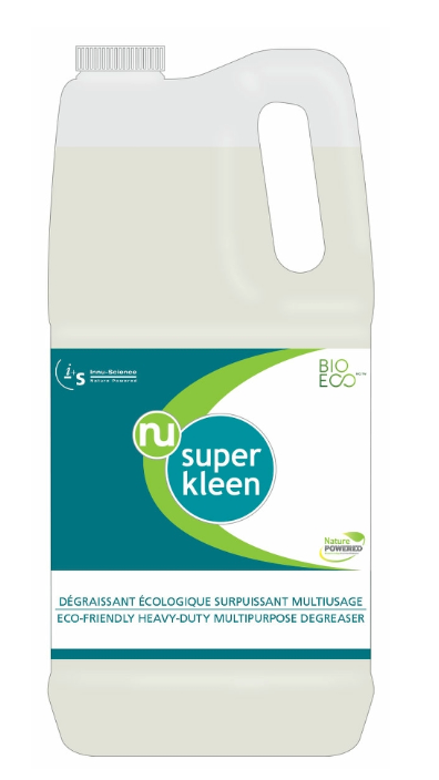 NU-Super Kleen Eco-friendly heavy-duty multipurpose degreaser