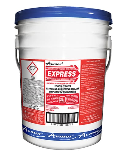 Express Cleaner for Cars