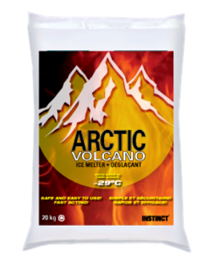 Arctic Volcano Ice Melter (20kg)