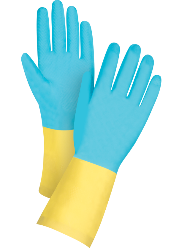 Chemical Resistant Gloves - X-Large (28-mil)