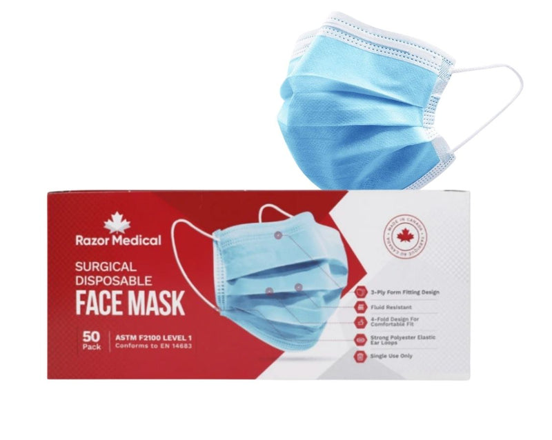 Face Mask - Medical - PPE - Prolific Products - COVID-19