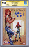 CGC 9.8 SS Amazing Mary Jane #1 cover B JSC