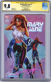 CGC 9.8 SS Amazing Mary Jane #1 cover C JSC