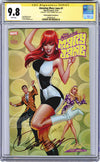 CGC 9.8 SS Amazing Mary Jane #1 cover E JSC