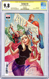 CGC 9.8 SS Avengers #31 JSC 'retail' variant