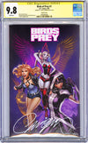 CGC 9.8 SS Birds of Prey #1 Retail Variant