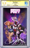 CGC **9.9** SS Birds of Prey #1 Retail variant