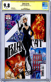CGC 9.8 SS Black Cat #4 'trade dress' JSC