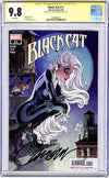 CGC 9.8 SS Black Cat #11 'retail' JSC