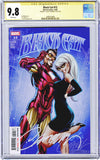 CGC 9.8 SS Black Cat #12 'retail' JSC