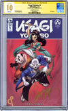 CGC **10** SS Usagi Yojimbo #1 cover A J. Scott Campbell