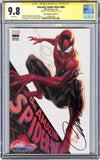 CGC 9.8 Signature Series Amazing-Spider Man #800 'trade dress' cover A J. Scott Campbell