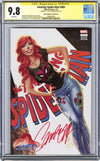 CGC 9.8 SS Amazing-Spider Man #800 'trade dress' cover B J. Scott Campbell