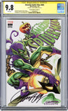 CGC 9.8 Signature Series Amazing-Spider Man #800 'trade dress' cover E J. Scott Campbell