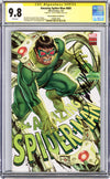 CGC 9.8 Signature Series Amazing-Spider Man #800 'trade dress' cover G J. Scott Campbell