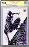 CGC 9.8 SS Amazing-Spider Man #800 'trade dress' cover I J. Scott Campbell