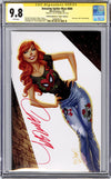 CGC 9.8 Signature Series Amazing-Spider Man #800 'virgin' cover B J. Scott Campbell