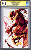 CGC 9.8 Signature Series Amazing-Spider Man #800 'virgin' cover H J. Scott Campbell