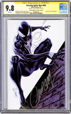 CGC 9.8 SS Amazing-Spider Man #800 'virgin' cover I J. Scott Campbell